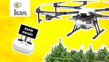 Kas jāzina, lai lidinātu dronu?