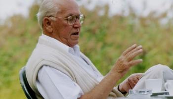 Lennarts Meri - no rakstnieka un dokumentālā kino režisora līdz Igaunijas prezidentam