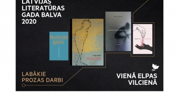 LaLiNaBa – labākie prozas darbi un bērnu literatūra