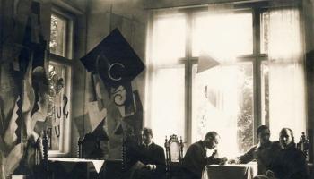 Никлавс Струнке: латышский модернист с итальянским темпераментом