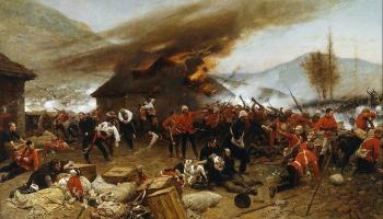 1. jūnijs. Princis Napoleons Ežēns Luijs Bonaparts krita sadursmē ar zulu karotājiem