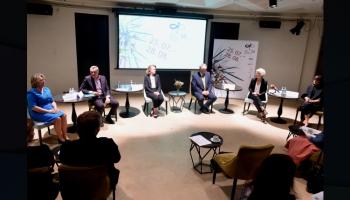 Reportāža no Cēsu mākslas festivāla preses konferences