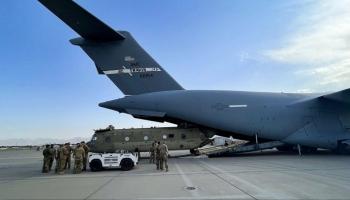 Amerikāņi pamet Afganistānu. Polijas un ES attiecības. Igaunijā jauns valsts prezidents