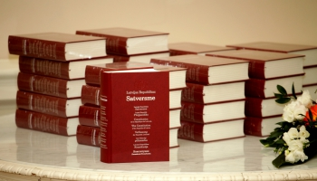Sarunas par Satversmē nostiprinātajām vispārcilvēcikajām un kristīgajām vērtībām
