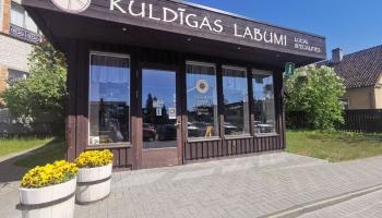 Pa Kurzemi izplešas Kuldīgas mājražotāju veikalu tīkls