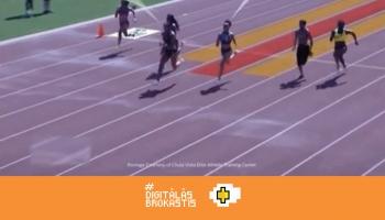 Papildinātās realitātes tehnoloģijas Tokijas Olimpiskajās spēlēs
