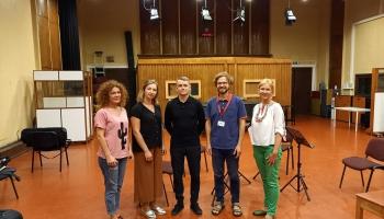 """""""Sinfonietta Rīga"""" stīgu kvartets: latviešu mūzika ir dažāda, krāsaina un ļoti interesanta"""