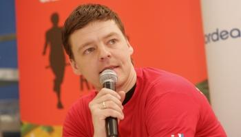 Krustpunktā Brīvais mikrofons ar sporta žurnālistu Lauri Lizbovski