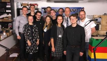 Nākotnes izglītība: Virtuālais sola biedrs, stundas kopā ar citu valstu skolēniem