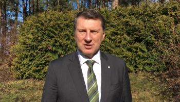 Novadu ziņas piedāvā Latvijas valsts prezidents Raimonds Vējonis