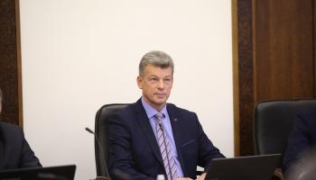 Daugavpils bijušais mērs Eigims atbrīvots no īslaicīgās aizturēšanas izolatora