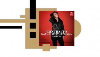 """""""Klasikā"""" pirmoreiz - albums """"Contralto. Nathalie Stutzmann. Orfeo 55"""" (Erato, 2021)"""