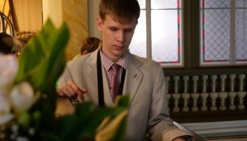 Яков Бурляев: Я играю на органе и даже слышу для кого