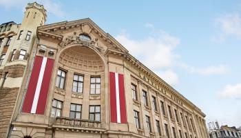 Una Klapkalne: Latvijas Radio strādā paaugstinātas intensitātes apstākļos