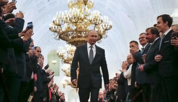 Putina režīms Krievijā: Cik tas ir stabils un kas valsti sagaida nākotnē