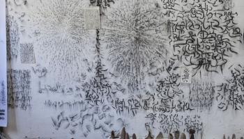 Mākslinieks Atis Jākobsons jaunajā ekspozīcijā pievēršas gaismai