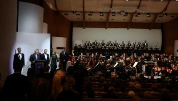 "JVLMA simtgade, Maestro dzimšanas diena, Linda Leen un ""44"" debija"