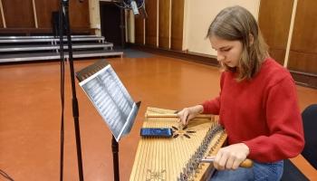 Līga Griķe: Koklei kā instrumentam ir neizmērojams potenciāls
