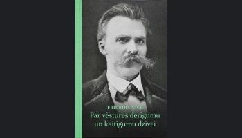 Nīče latviski. Pārspriedumu vērtē Krišjānis Lācis un Toms Treibergs