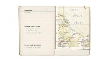 Kaltenes stāsti jeb fotogrāfa Georga Avetisjana dienasgrāmata