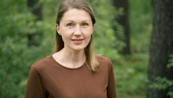 Laura Vinogradova: Neesmu no tiem, kas saka, ka dusmas un agresija ir kaut kas slikts