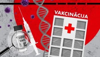 #32 Mīti un realitāte: vai Covid-19 vakcīna var izmainīt cilvēka DNS?