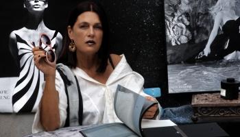 Tekstilmāksliniece Laima Kaugure: Latvijas uzņēmējs domā 24 stundas diennaktī