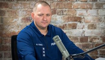 Armands Ruks: Viena no prioritātēm ir policista profesijas reputācija