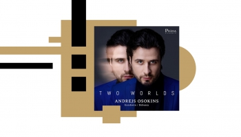 """Andreja Osokina jaunākais albums """"Two Worlds"""" un saruna ar pašu pianistu"""