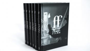 """Federiko Fellīni 101. jubileja un grāmata """"Veidot filmu"""""""