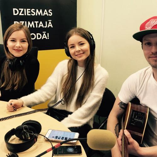 DVĪNES prezentē jaunāko dziesmu latviešu valodā
