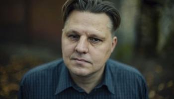 Monopola viesis mūziķis, mūzikas apskatnieks Jānis Žilde