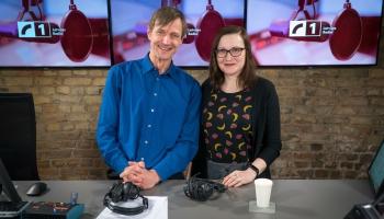Krustpunktā Brīvais mikrofons ar uztura speciālisti, blogeri Kseniju Andrijanovu