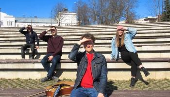 The Sound Poets pieņem #5breinumi izaicinājumu un dzied latgaliski