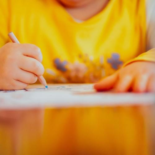 """""""Citādais"""" izglītībā: nespējot atrast asistentu skolā, vecāki kļūst par bērna solabiedru"""