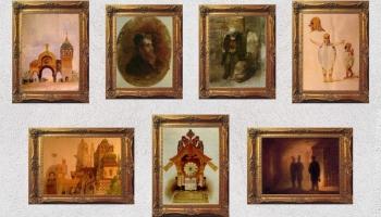 """Modesta Musorgska """"Izstādes gleznas"""" un Behzoda Abduraimova jauns albums"""