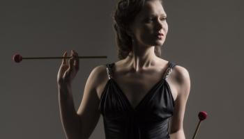 Elīna Endzele: Tas ir likteņa pirksts, ka kļuvu par sitaminstrumentālisti
