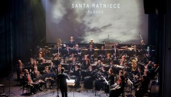 """Orķestris """"Rīga"""" un diriģents Valdis Butāns koncertā """"Vēstījums nākamām paaudzēm"""""""