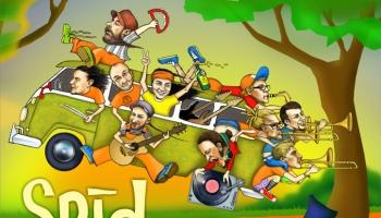 """# 139 Oranžās Brīvdienas: albums """"Spīd"""" (2012)"""