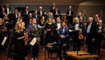 """28. Liepājas Starptautiskā zvaigžņu festivāla atklāšana koncertzālē """"Lielais dzintars"""""""