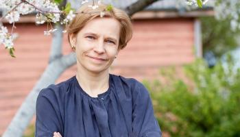 """Antīko zinātņu doktore, interneta žurnāls """"Telos.lv"""" redaktore Agnese Irbe"""