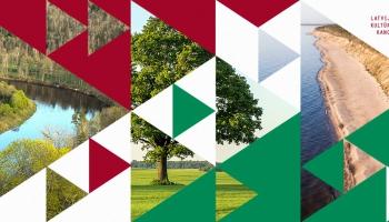 Kultūras kanons papildināts ar Latvijas kanoniniskajām ainavām