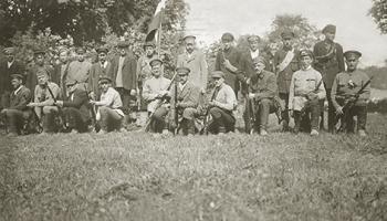 """Neatkarības karš. 1919. """"Zaļās armijas"""" jeb partizānu pulki"""