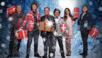 """Guntara Rača un grupas """"Saldās sejas"""" Ziemassvētku koncerts"""