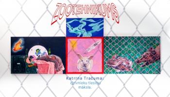 Katrīna Tračuma: dzīvnieku tiesību māksla