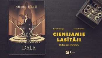 """Kadzuo Išiguro romāns """"Dienas atlikusī daļa"""": manierīga, taču ne tukši plakātiska grāmata"""
