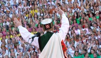 Праздник песни: в 26-й раз за 145 лет