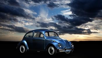 "17. februāris. Volkswagen ""vabole"" popularitātē apsteidz Ford Model-T"