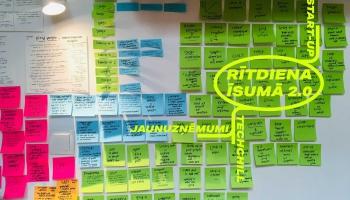 TechChill: kā inovatīvu ideju pārvērst start-up biznesā?