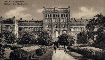 Dienas apskats. LU Muzejs aicina ikvienu iepazīt LU vēsturi